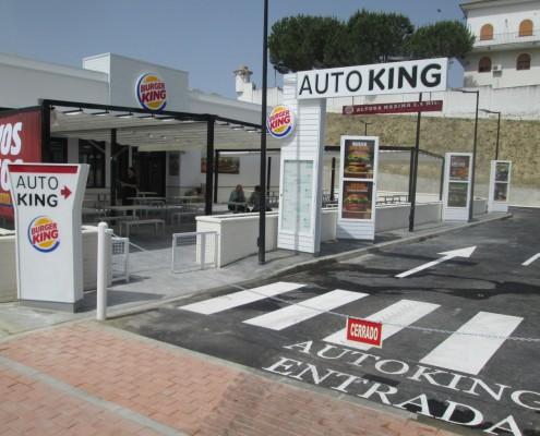 Construcción y Acondicionamiento Auto King Arcos de la Frontera