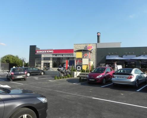 CYMES Construye Nuevo Burger King en Paris