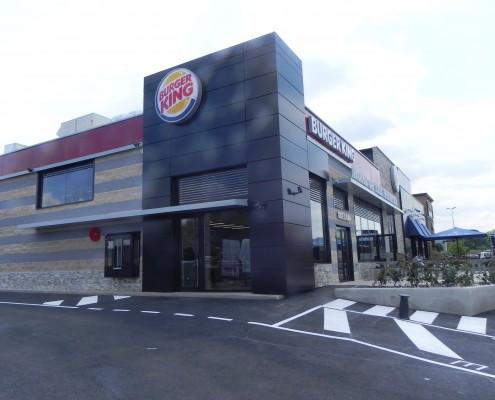 Adecuación y Acondicionamiento Restaurante Burger King Paris