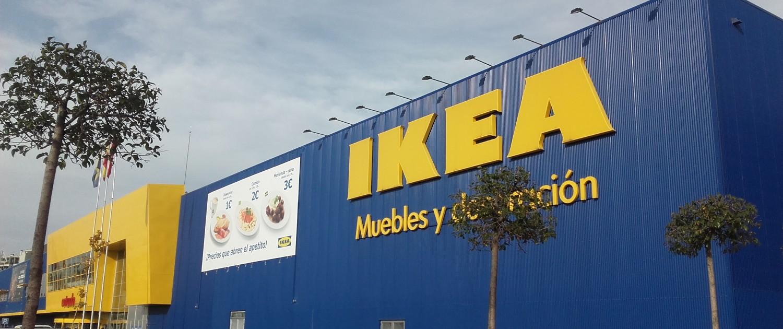 Instalación y reforma Ikea San Sebastián de los reyes, Madrid