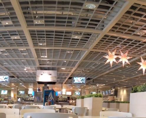 Reacondicionamiento Gran Superficie IKEA