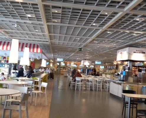 Reforma y Rehabilitación Instalaciones IKEA