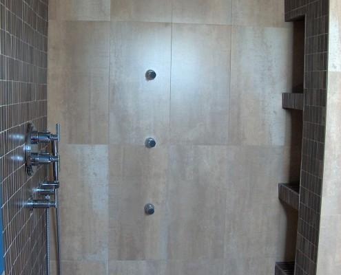 Reforma de Baño e Instalación de Ducha de Diseño