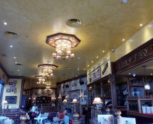 Montaje y Decoración Restaurante La Tagliatella
