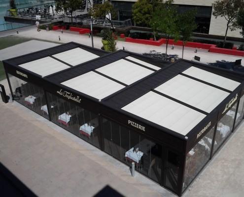Instalacion y montaje de terrazas