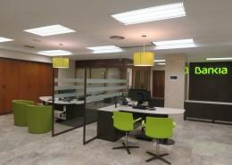 Adecuación de oficinas bancarias