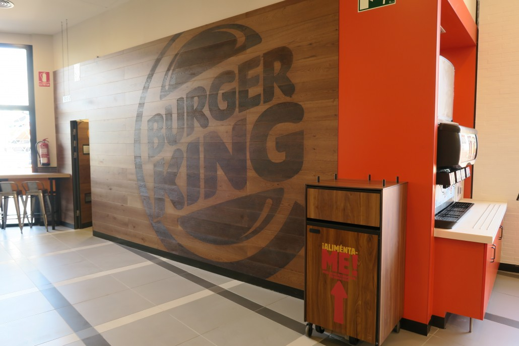 burger king heron city las rozas