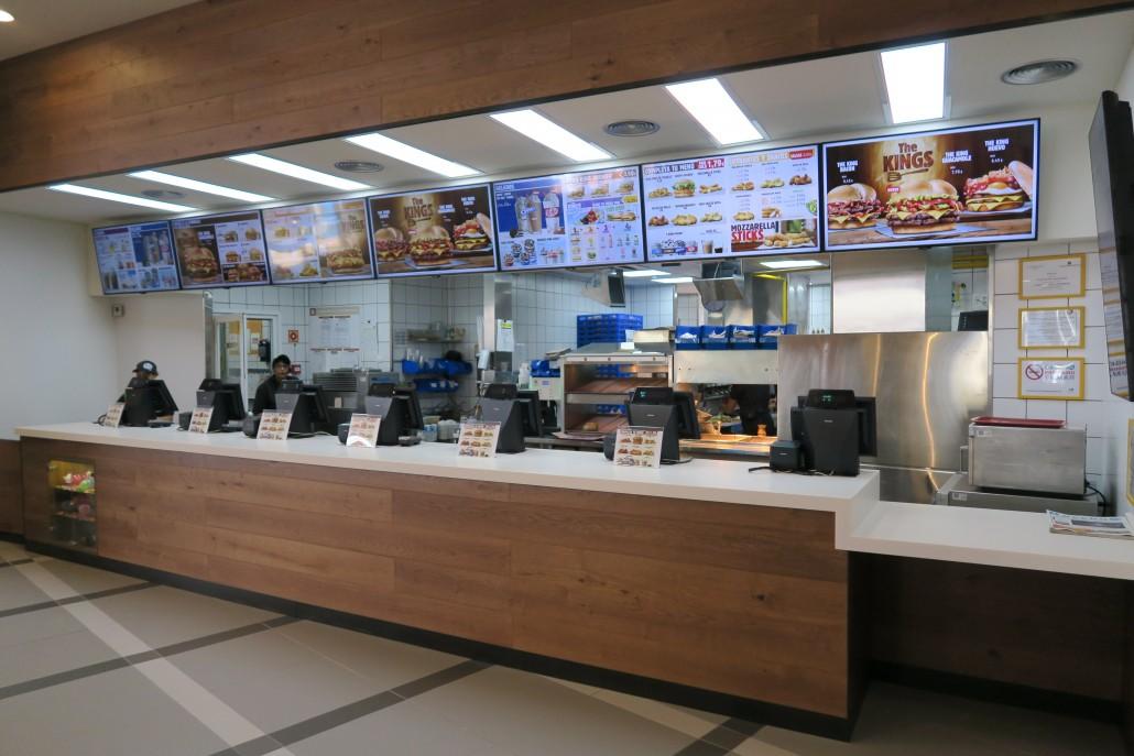 TE PONEMOS EN CONTACTO CON Burger king